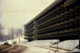 Garage Louis-Colin, Université de Montréal, 5255, avenue Louis-Colin, Montréal, 1966-1969