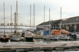 Amsterdam Bridge, Harbourfront Centre, Marina Four, Toronto, 1978