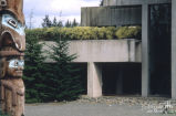 Museum of Anthropology, University of British Columbia, Vancouver, 1972-1976