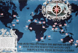 For over two centuries the British navies have helped to keep the oceans safe for peaceful trade between