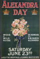 Alexandra Day : wear a wild rose in honour of H.M. Queen Alexandra