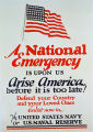 A National Emergency is upon us. Arise America before it is too late! Defend your Country and your loved