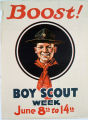 Boost! Boy Scout week