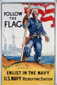 Follow the flag : enlist in the Navy