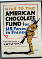 Give to the American Chocolate Fund for U.S. Forces in France