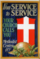 From service to service : your church calls you. Methodist Centenary