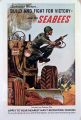 Construction workers... Build and fight for victory : join the seabees