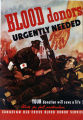 Blood donors urgently needed. Your donation will save a life! Canadian Red Cross blood donor service