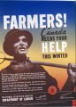Farmers! Canada needs your help this winter