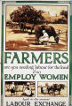 Farmers - are you needing labour for the land - if so employ women
