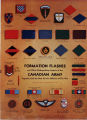 Formation flashes and other distinguished insignia of the Canadian army