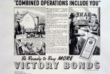 """Combined operations include you"". Be ready to buy more victory bonds"