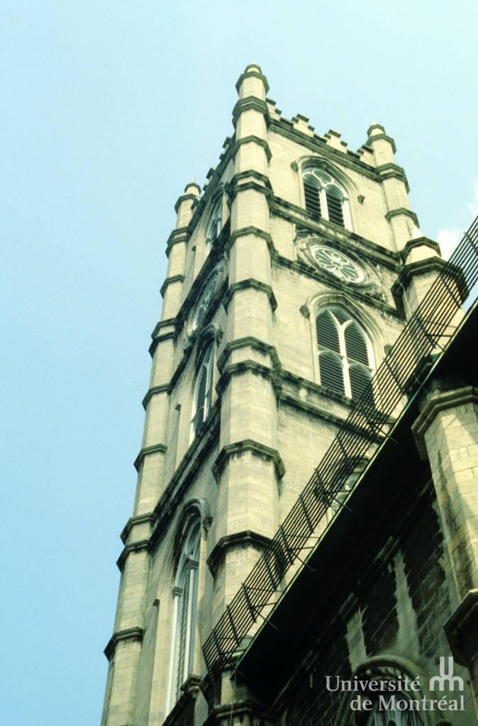 Basilique Notre-Dame, 116, rue Notre-Dame Ouest, Montréal, 1824-1829